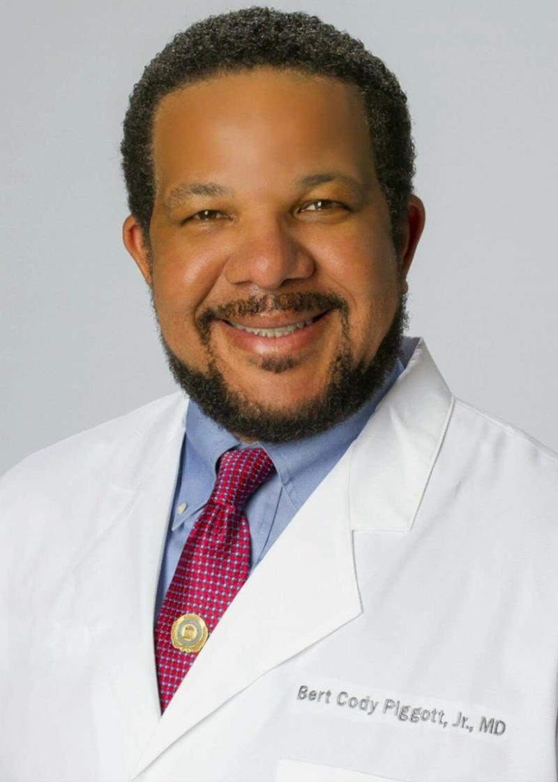Dr. Bert Piggott