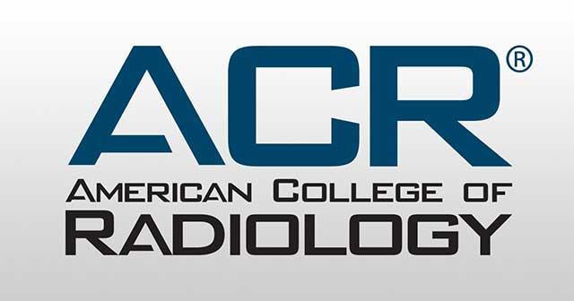 American College of Radiology Logo