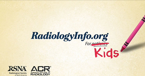 Radiology Info for Kids